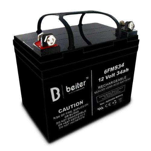 Rhino 12v 35ah Sealed Lead Acid Battery