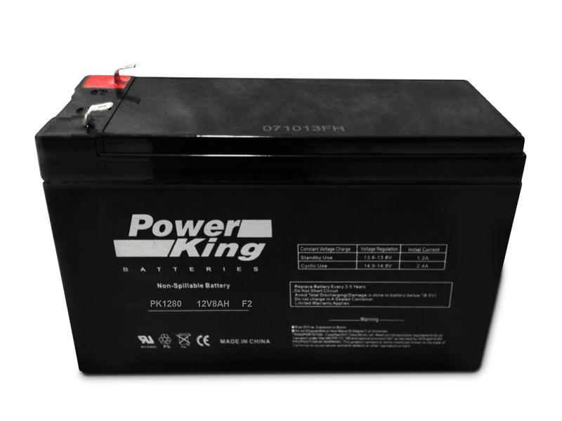 Gs Portalac Px12072hg 12v 7 5ah Emergency Light Battery