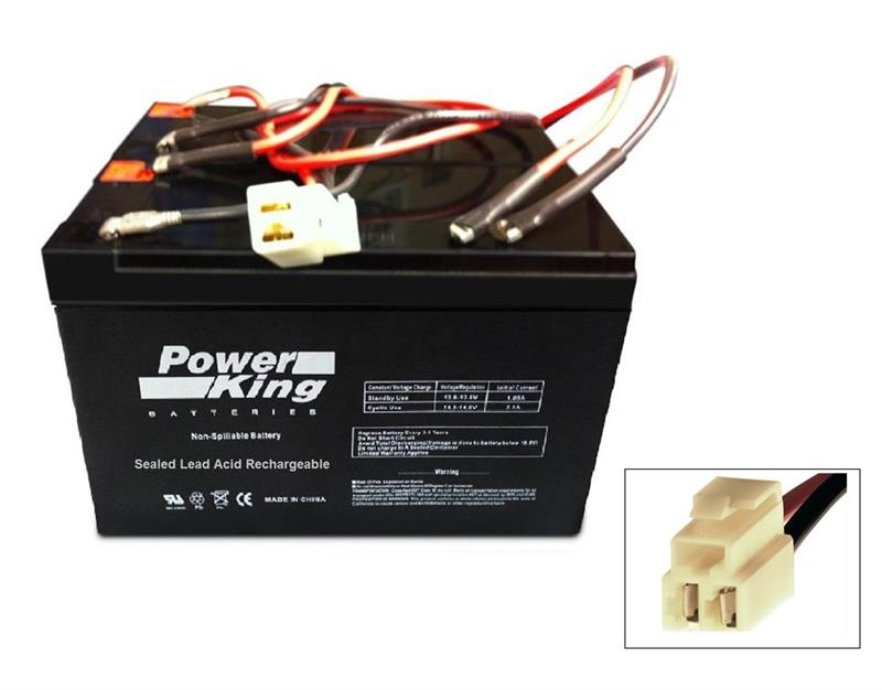[DIAGRAM_1JK]  Razor E200 Scooter Battery W13112430185 Versions 13 and Up | 12 Volt Battery Wiring Harnesses |  | Beiter DC Power