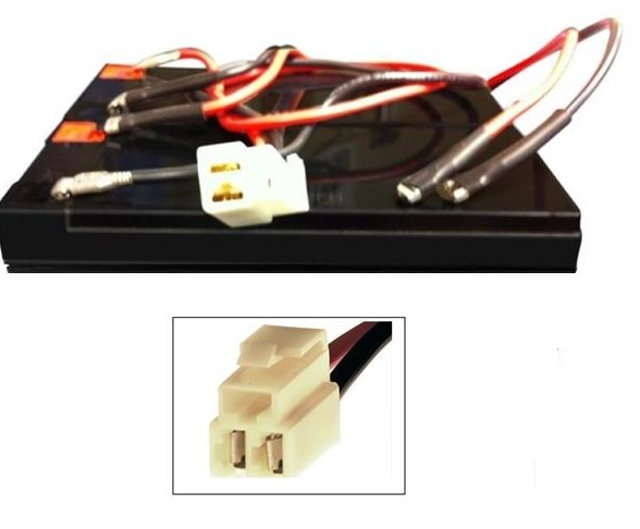 Wiring Diagram Razor E300
