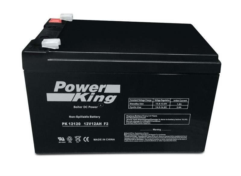 Altronix AL400ULX Replacement Battery
