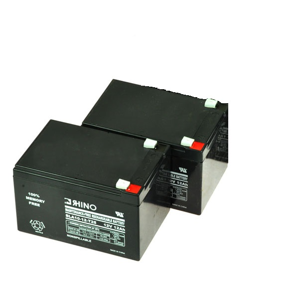 12v Lithium Battery >> Electric Scooter Replacement Battery (2) 12V 12ah F2