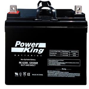John Deere X320 Mower Cca330 Replacement Battery